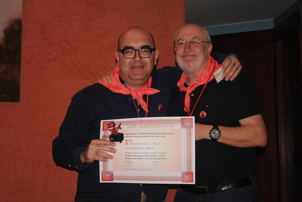 Jerónimo_Socio_Fundador_Peña_Gastronómica_Los_Restauranteros_Can_Roca_BloG-M_Aurelio_Gómez-Miranda