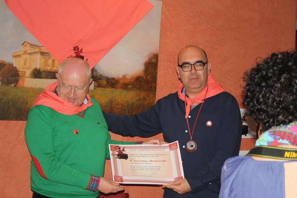 Aurelio_Socio_Fundador_Peña_Gastronómica_Los_Restauranteros_Can_Roca_BloG-M_Aurelio_Gómez-Miranda