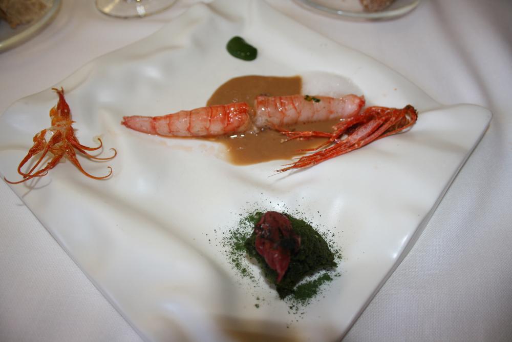 Toda_la_gamba_Can_Roca_Peña_Gastronómica_Los_Restauranteros_BloG-M_Aurelio_Gómez-Miranda