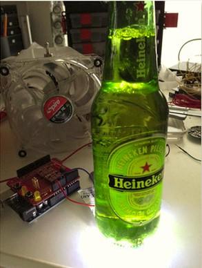 Fabricación Heineken Ignite