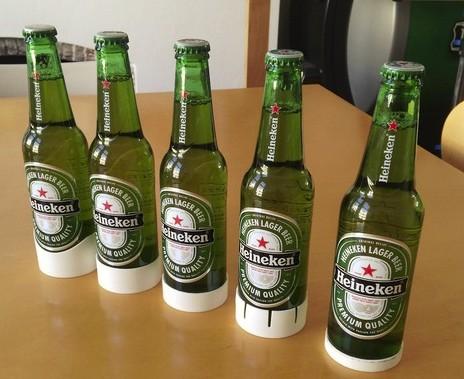 Botellas Heineken Ignite