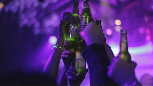Fiesta de Heineken Ignite