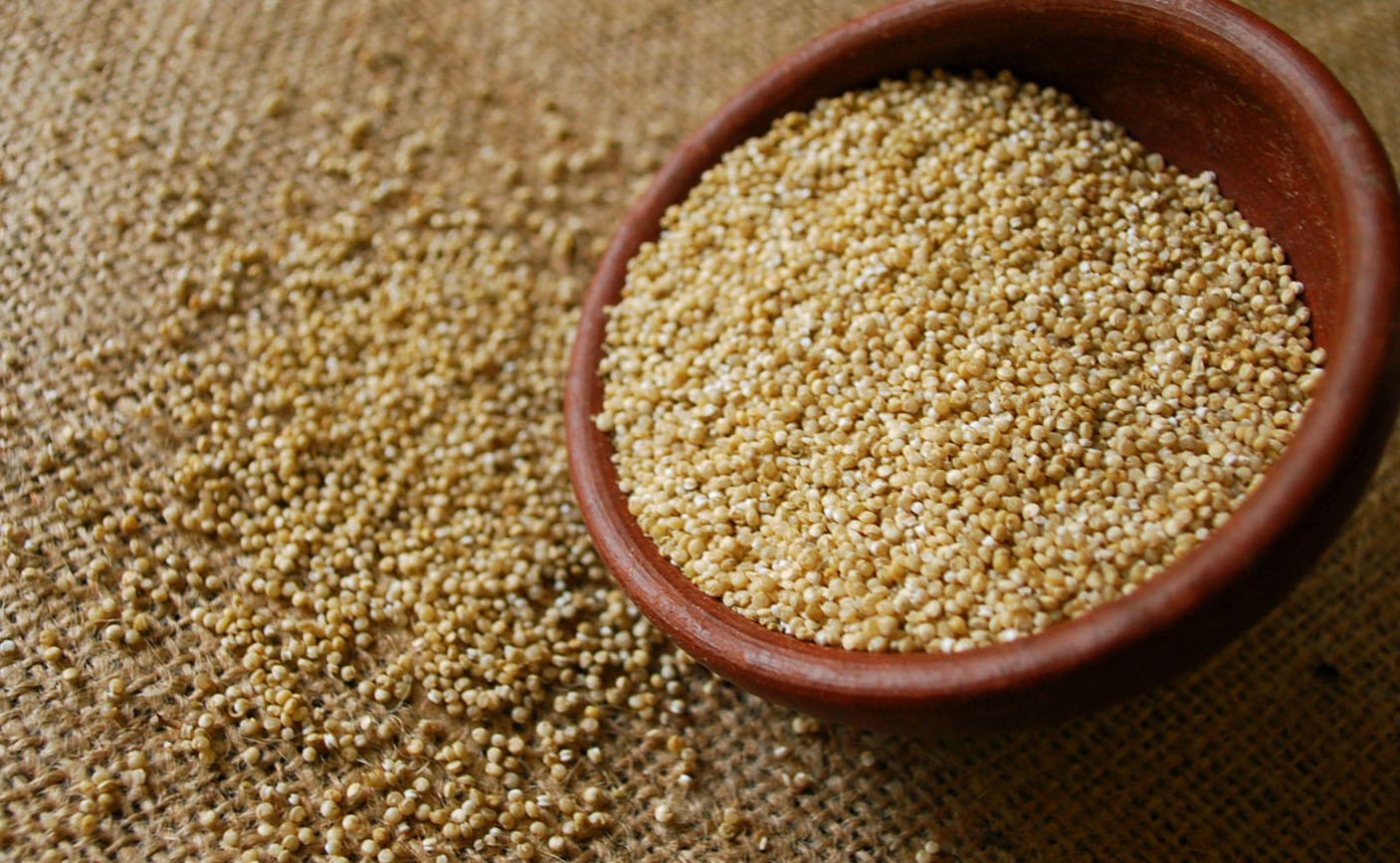 Qué es la quinoa