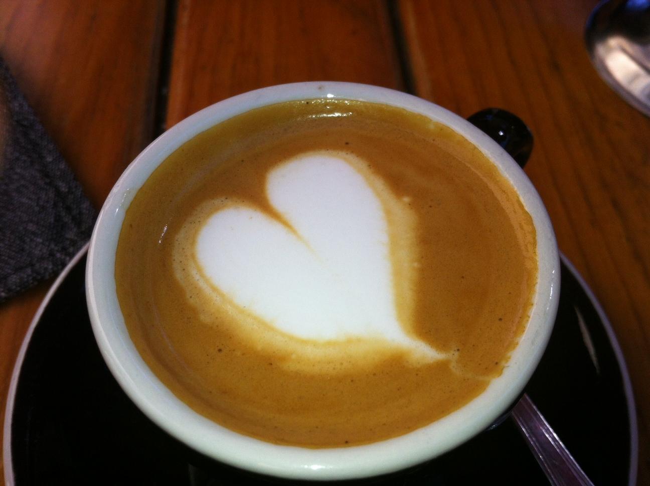 café machiatto