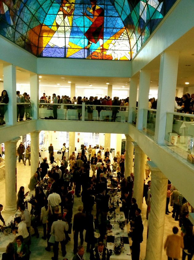 La Experiencia Verema Madrid 2013 por la tarde