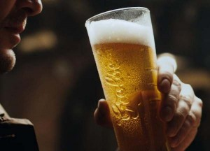 Cerveza holandesa Grolsch Premium Lager