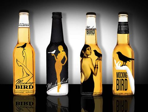 Cerveza Mockingbird Lager