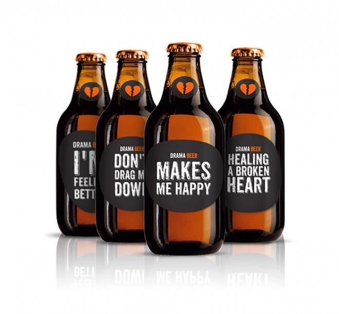Cerveza Drama Beer