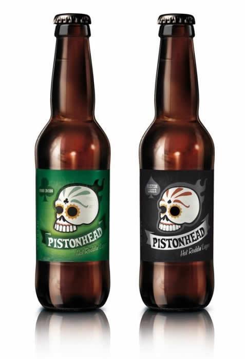 cerveza Pistonhead