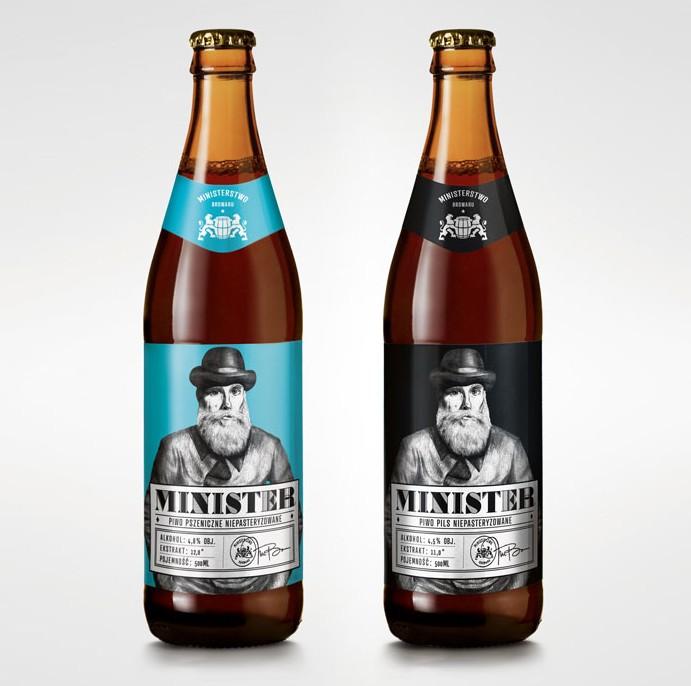 Cerveza Minister