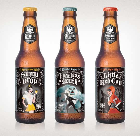 Cerveza grimm Brothers