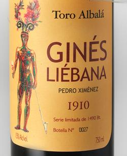 Don PX Ginés Liébana 1910