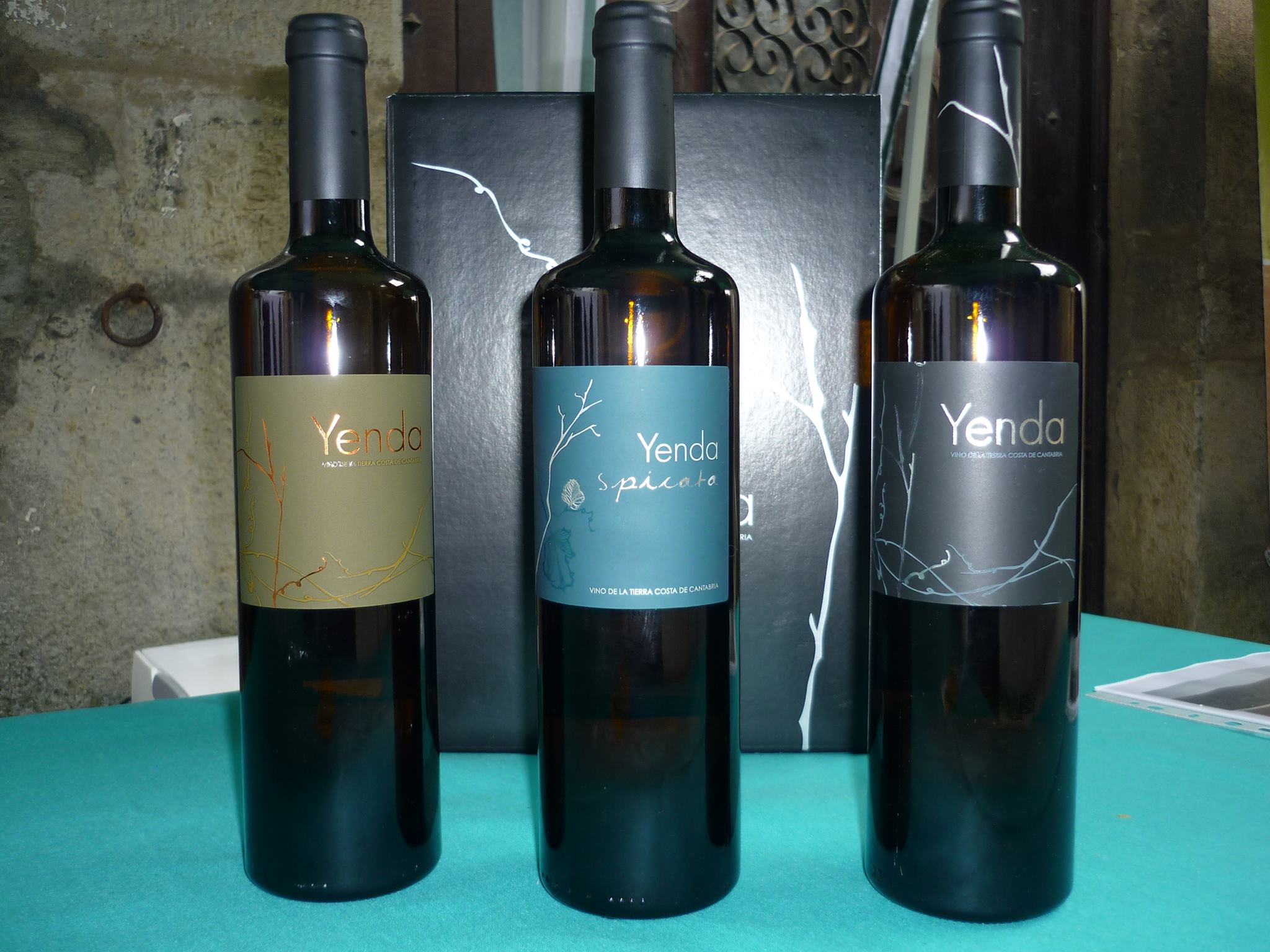 Vinos Bodegas Sel D'Aiz