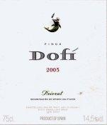 Finca Dofí 2005