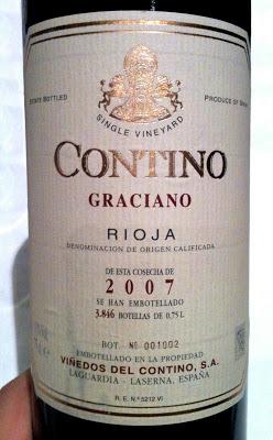Cotino Vino del Olivo 2007