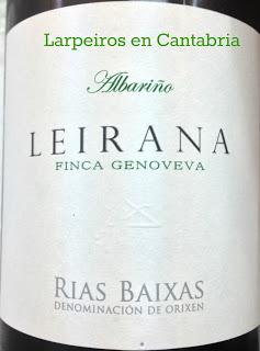 Leirana Finca Genoveva 2010