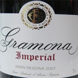 Gramona Brut Imperial Gran Reserva 2007