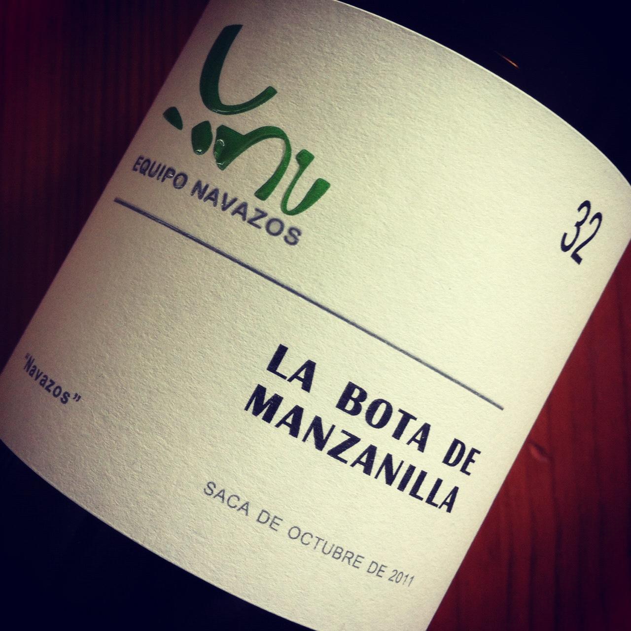 La Bota de Manzanilla Nº32