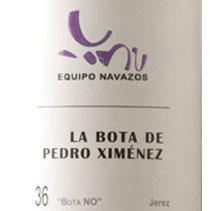 La Bota de Pedro Ximénez Nº36