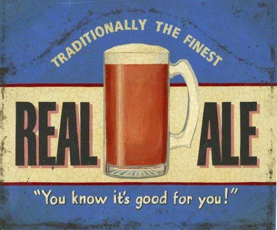 Real Ale, Reino Unido