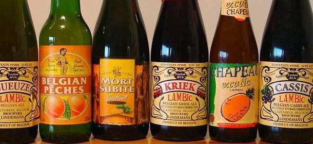 Cervezas Lambic