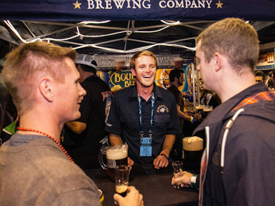 The Great American Beer Festival, festival de cerveza