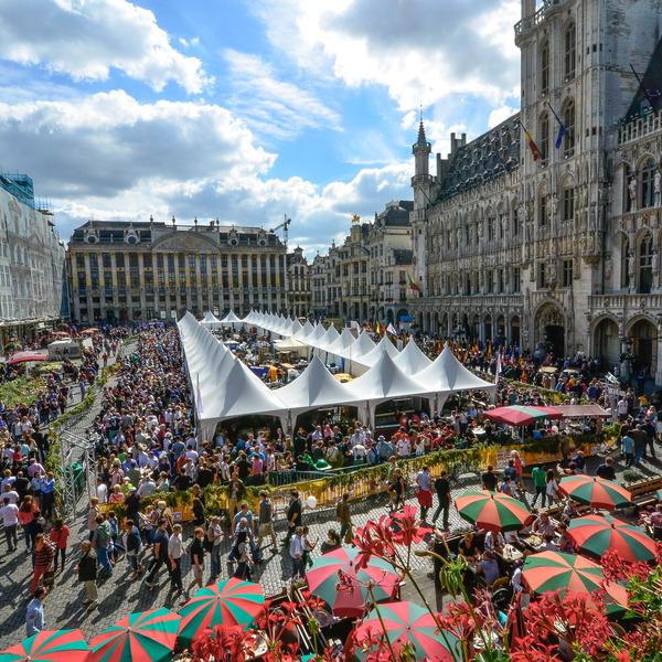 Festival Beer Belgium, festival de cerveza en Bruselas
