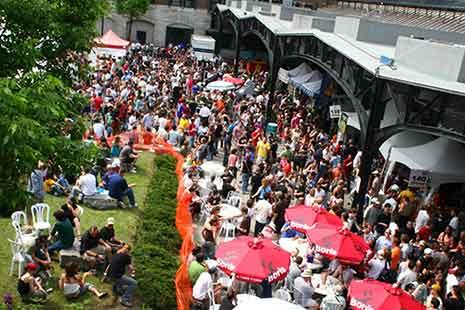 Festival Mondial de la Biere, Montreal, festival de cerveza