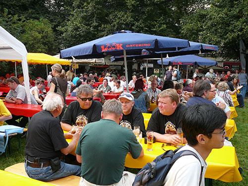 Berliner Biermeile, Berlín, festival de cerveza en Alemania