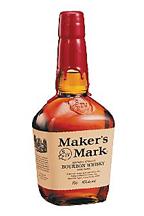Whysky Bourbon Maker's Mark
