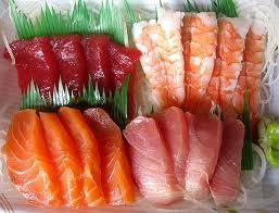 Pescado para sushi