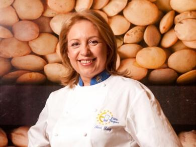 Susi Díaz, jurado de Top Chef