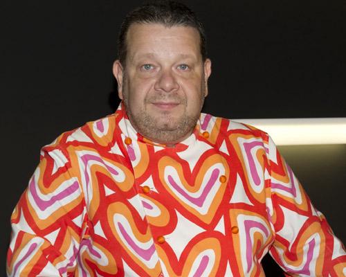 Alberto Chicote, jurado de Top Chef