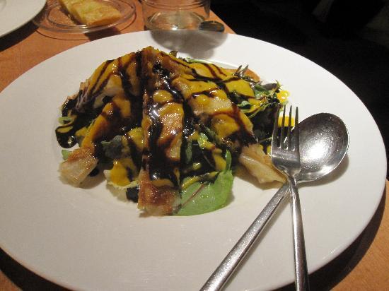 Plato de Pandelujo, restaurante de Chicote