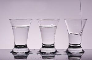 Elaboración del vodka