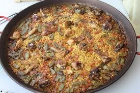 Paella Valenciana, Restaurante El Mornell