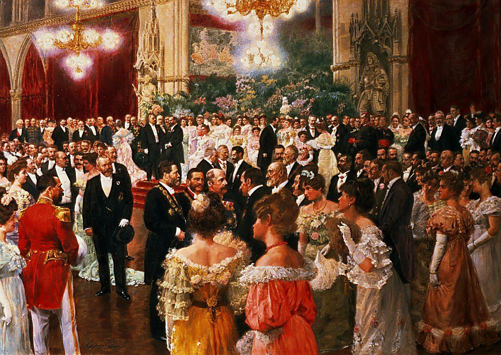 Fiestas de la aristocracia