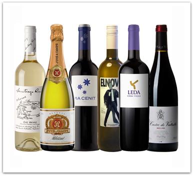 Lote Club Vinos Verema diciembre 2013