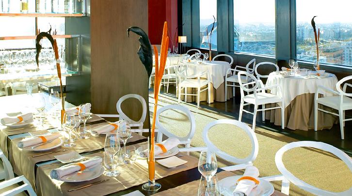 Restaurante Vertical Valencia