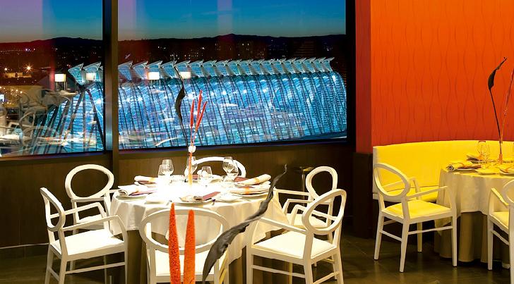 Vistas Restaurante Vertical Valencia