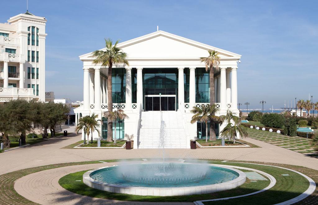 Exterior Hotel Las Arenas Valencia