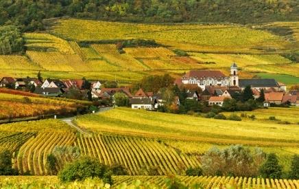 1. Francia: mejores regiones de vino del mundo
