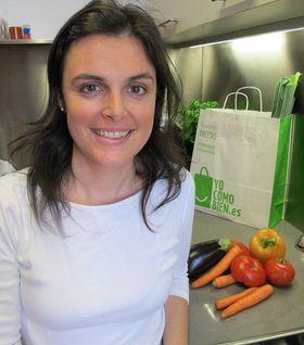 Ana Andújar, co-fundadora de YoComoBien