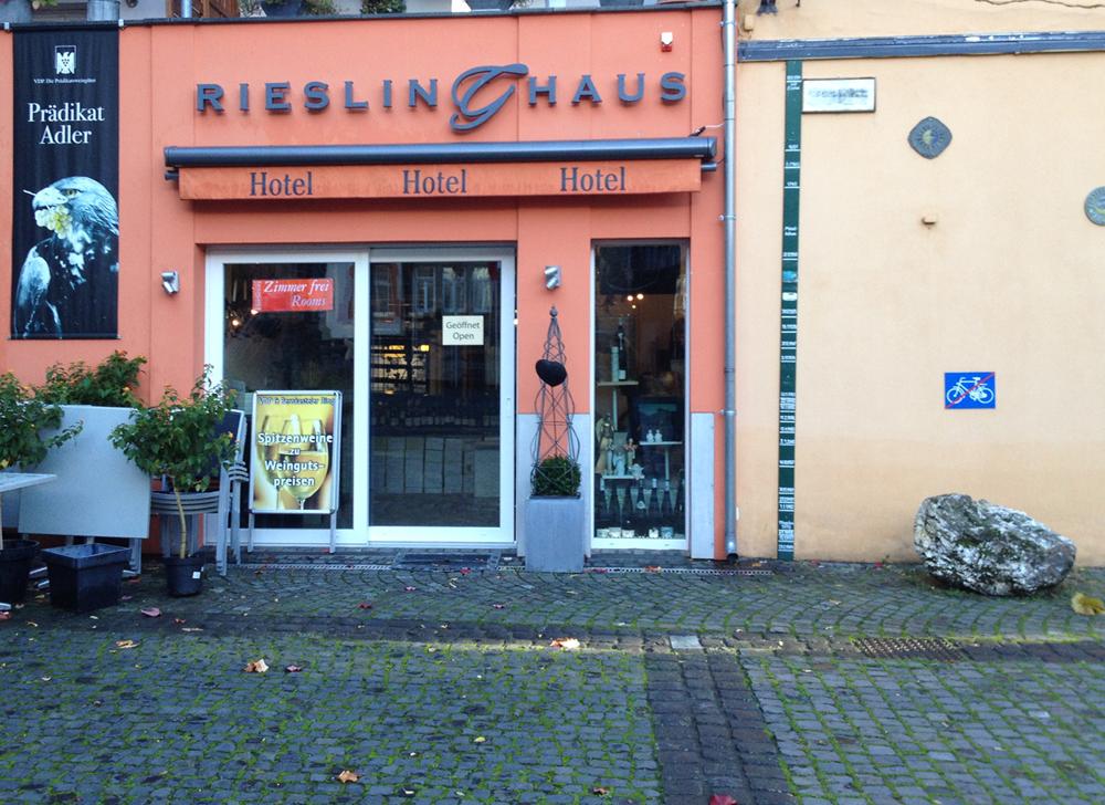 Rieslinghaus en Bernkastel-Kues