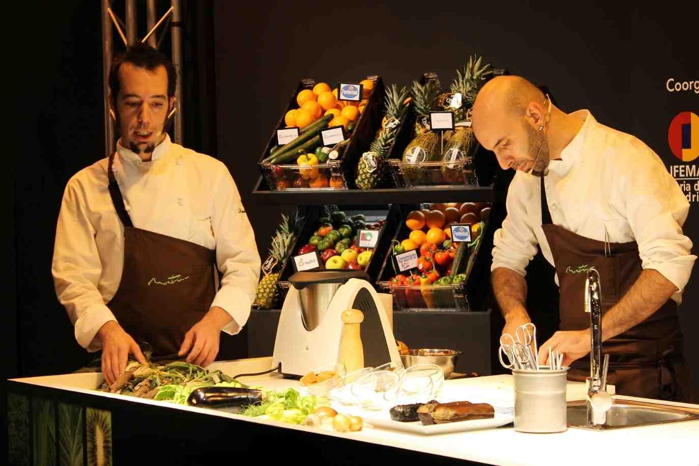 Montia, Restaurante Revelación Madrid Fusión 2014