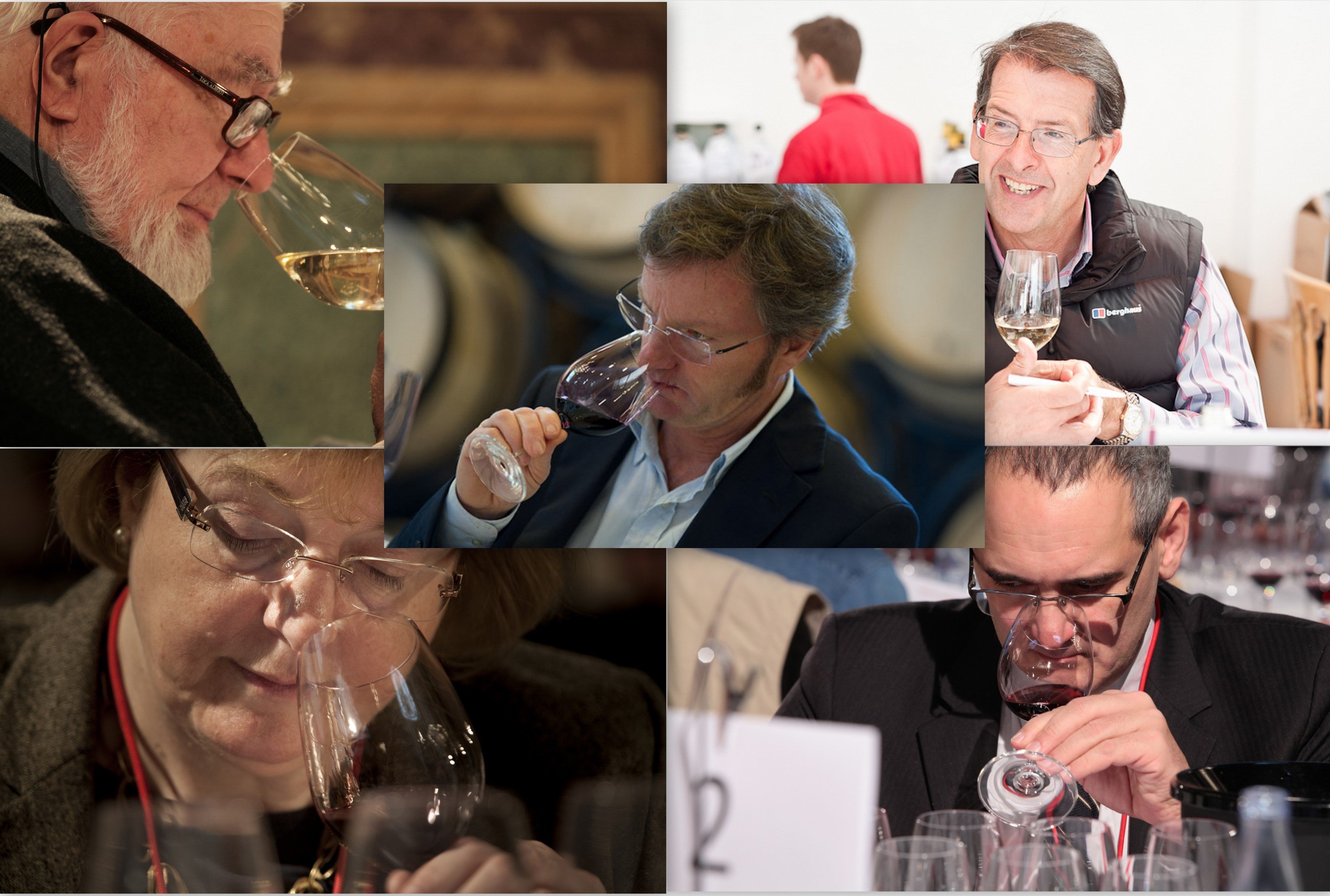Masters of Wine Bacchus 2014