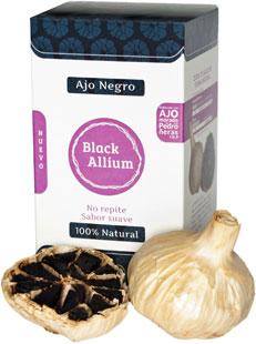 Caja de Ajo Negro 50 gr