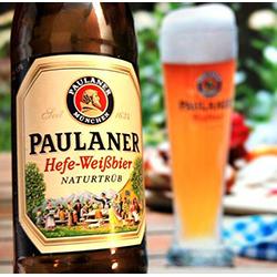 Cerveza Paulaner Hefeweisbier