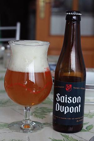 Cerveza Saison Dupont