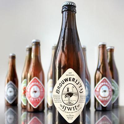 Cerveza ij Brouwerij wit